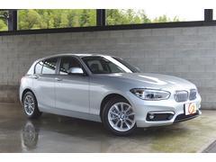 BMW118d スタイル ワンオーナー コンフォートアクセス