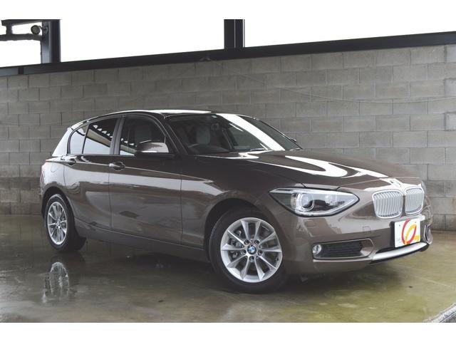 BMW 116i スタイル ワンオーナー 純正ナビ 記録簿