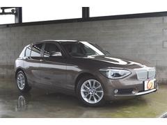 BMW116i スタイル ワンオーナー 純正ナビ 記録簿