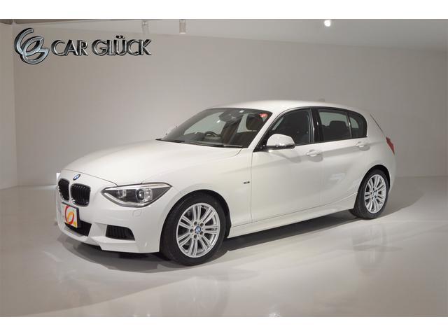 BMW 116i Mスポーツ純正ナビ レインセンサー