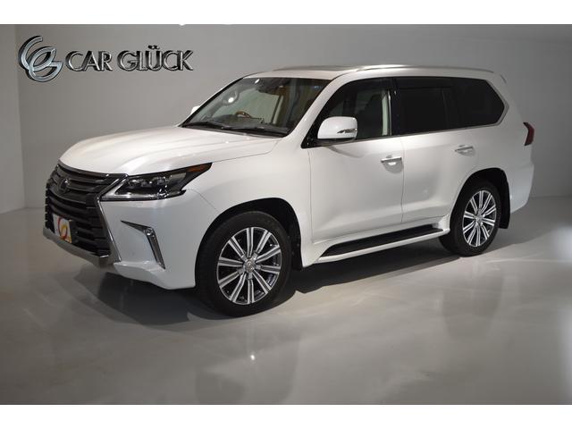 「レクサス」「LX」「SUV・クロカン」「岡山県」の中古車