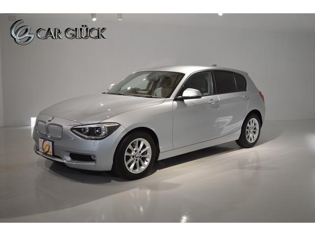 BMW 116i スタイル コンフォートアクセス スタイル専用エクステリア インテリア 純正ナビ バックモニター キセノンヘッドライト 純正16AW オートライト レインセンサー ドラレコ ETC