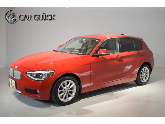 BMW 1シリーズ 116i スタイル ワンオーナー スタイル専用エクステリア インテリア 純正ナビ バックモニター キセノンライト 純正16AW オートライト レインセンサー ETC 記録簿