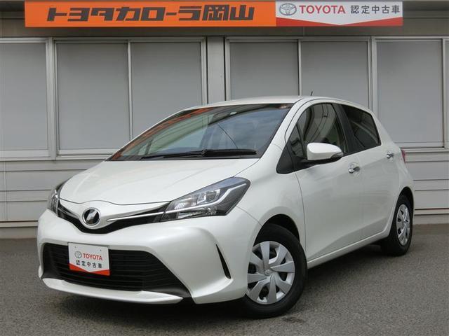 トヨタ 1.3F LEDエディション 全国対応保証付き スマートキ-