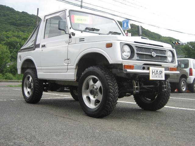 スズキ CC リフトアップ 公認車