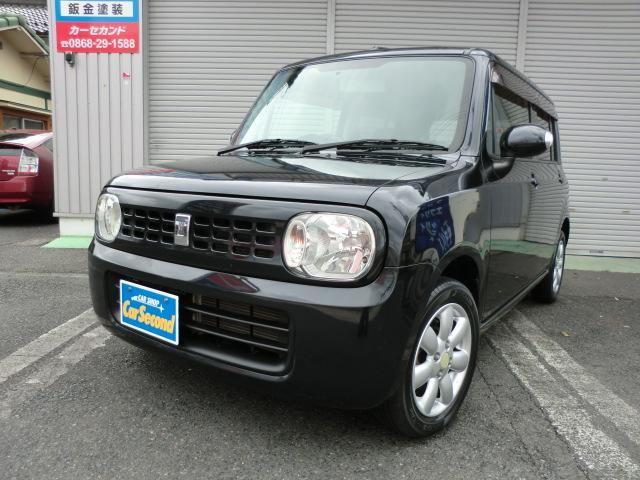 スズキ X ABS・CVT・プッシュスタート・ETC