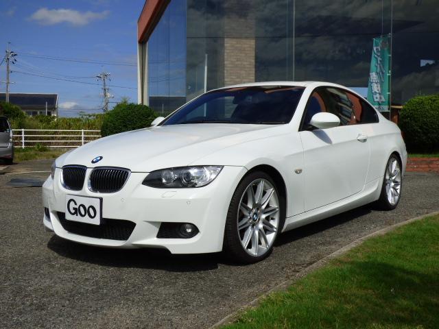BMW 335i Mスポーツパッケージ 19インチアルミ サンルーフ