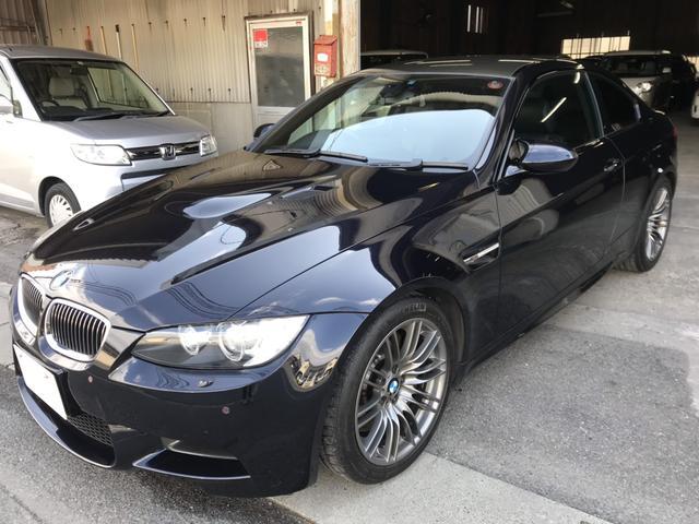 BMW M3クーペ 6速 右ハンドル カーボンルーフ
