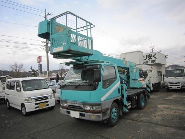 三菱ふそう 高所作業車12M オートマ