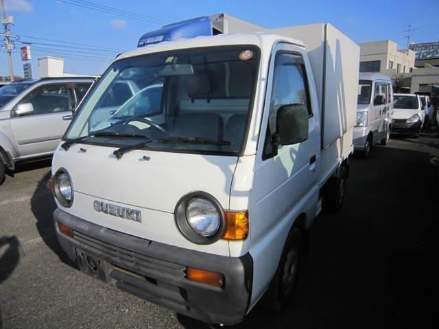 スズキ 冷凍車 4WD 4速MT