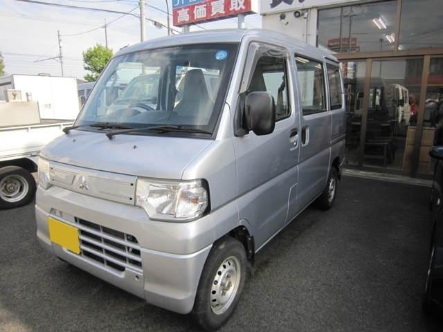 三菱 CD  2シーター 明窓 ハイルーフ 5速MT 2WD