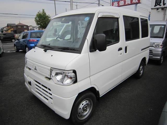 三菱 CD ハイルーフ オートマ 2WD ナビTV ETC付