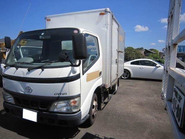 トヨタ ダイナトラック  アルミバン サイドドア ディーゼル 5速マニュアル エアコン パワステ パワーウインド
