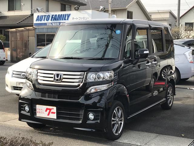 ホンダ G・Lパッケージ 軽自動車 ETC ブラック CVT
