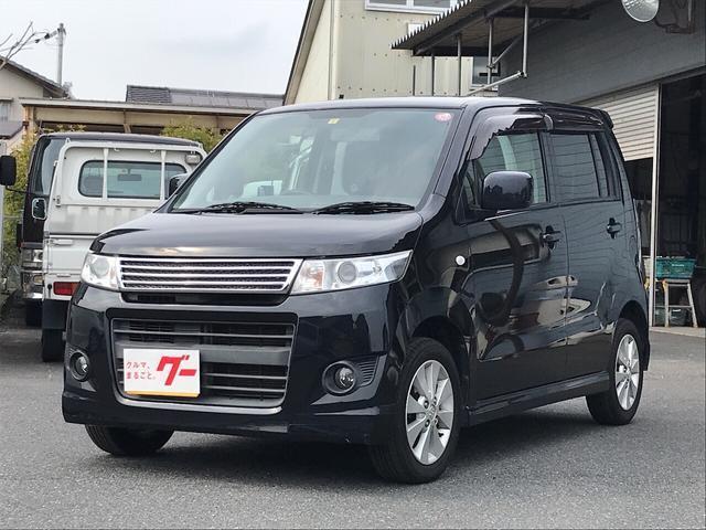 スズキ X TV ナビ 軽自動車 ETC ブラック CVT AC