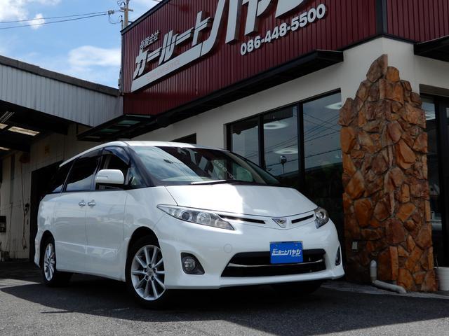 トヨタ 2.4アエラス Gエディション/フリップダウンモニター