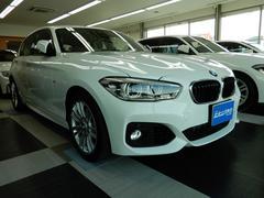 BMW118i Mスポーツ/後期1.5ターボ/禁煙車/バックカメラ