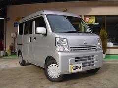 NV100クリッパーバンGX 4WD 4AT エマージェンシーブレーキ