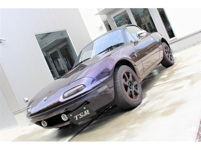 ユーノス B2リミテッド 特別仕様車 SDナビ