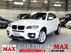 BMW X6アクティブハイブリッドX6 左ハンドル 黒革 サンルーフ