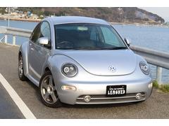 VW ニュービートルターボ 車高調 社外テールランプ 社外ヘッドライト