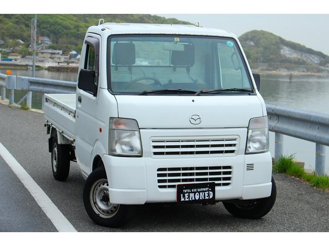 マツダ KCスペシャル 4WD エアコン パワステ