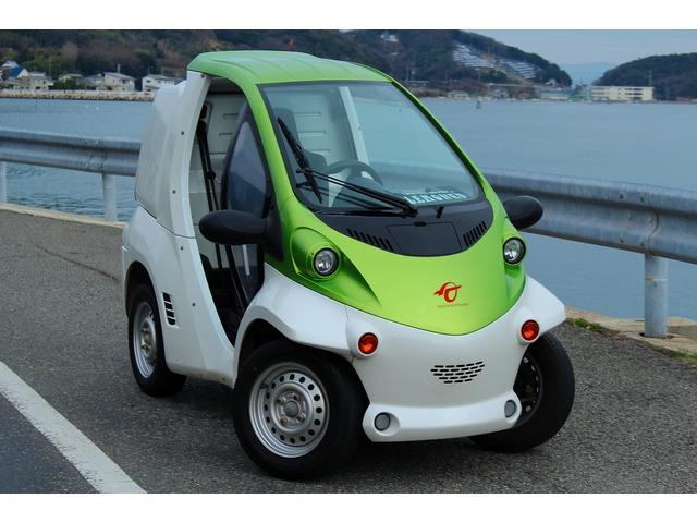 トヨタ コムス B・COM 100V家庭充電 EV デリバリーBOX