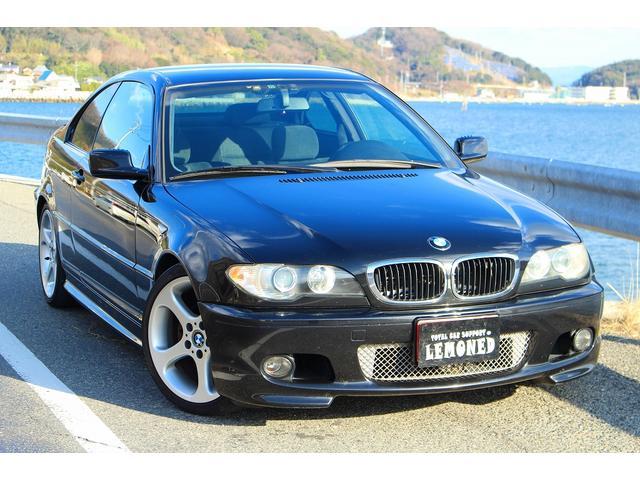 BMW 318Ci Mスポーツパッケージ ETC ローダウン 5MT