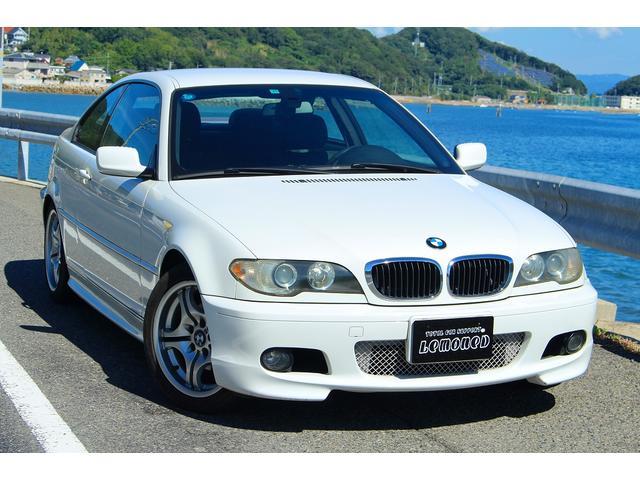 BMW 318Ci Mスポーツパッケージ ETC HDDナビ 5MT