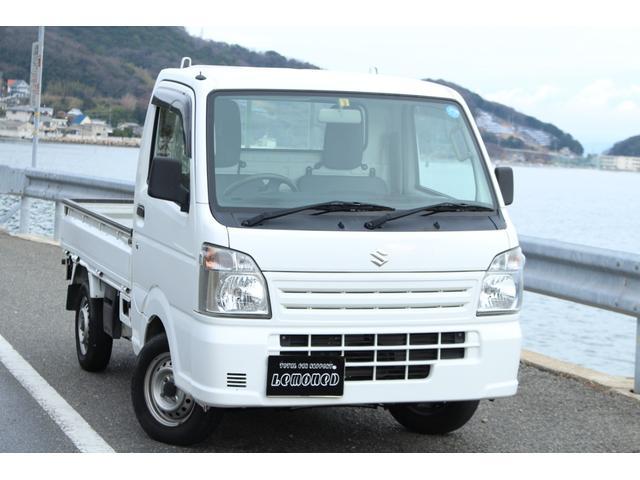 「スズキ」「キャリイトラック」「トラック」「岡山県」の中古車