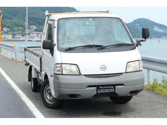 日産 バネットトラック スーパーローDX 最大積載量1000kg オートマ Wタイヤ
