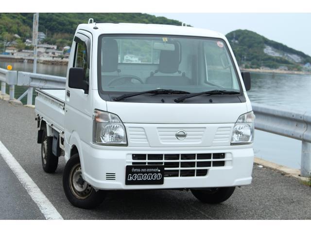 日産 NT100クリッパートラック DX 5MT ETC エアコン パワステ エアバック