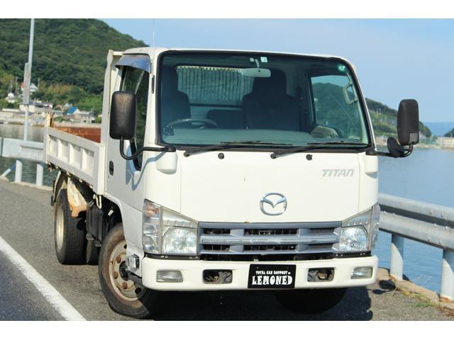 マツダ ダンプ 新明和製荷台 最大積載量2000kg ETC 車両総重量5t未満 パワーウィンドウ