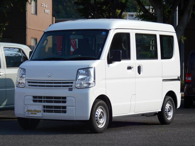 スズキ PA 4WD エアコン パワステ オートマ 軽自動車