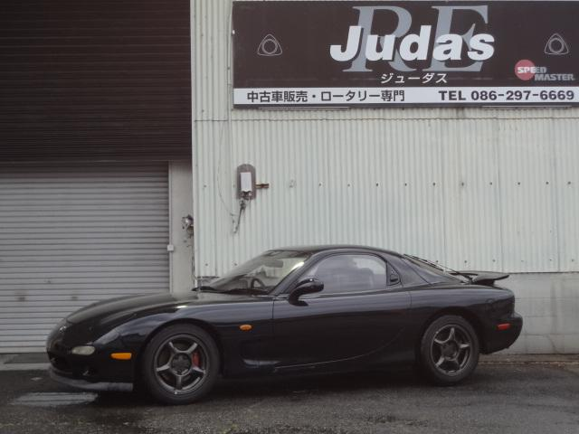 マツダ RX-7 タイプRバサーストX III型バサーストX限定車 安心保証付