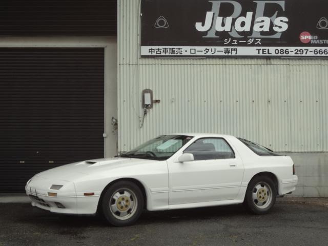 「マツダ」「サバンナRX-7」「クーペ」「岡山県」の中古車