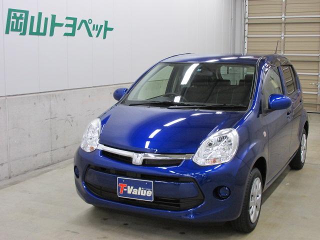 トヨタ 1.0X Lパッケージ・キリリ 走行距離無制限・1年保証付
