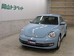 VW ザ・ビートルデザイン 走行距離無制限・1年保証付