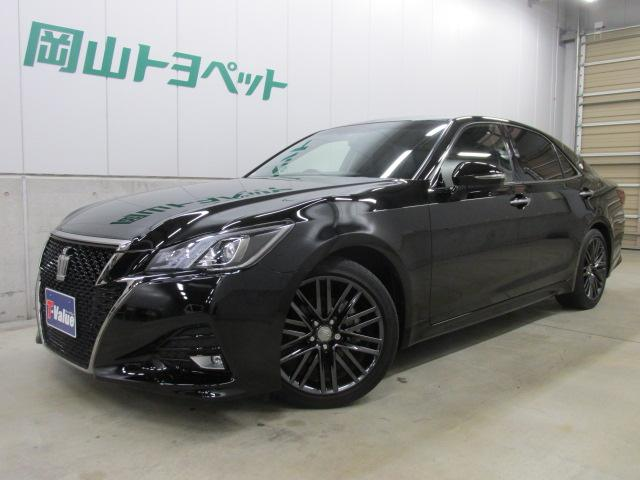 トヨタ アスリートS-T 新車保証整備付