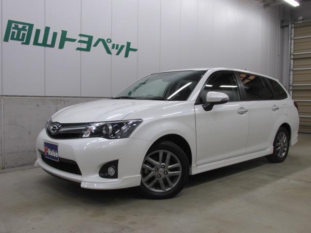 トヨタ 1.5G エアロツアラー・ダブルバイビー
