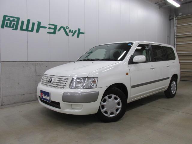 サクシードバン(トヨタ) UL Xパッケージ 中古車画像
