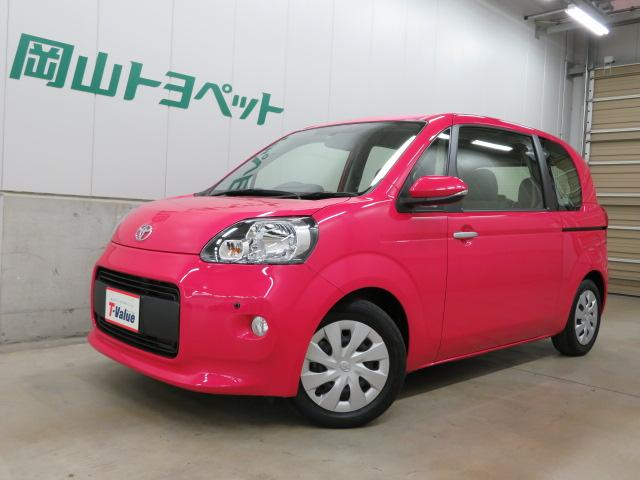 ポルテ(トヨタ) V 中古車画像