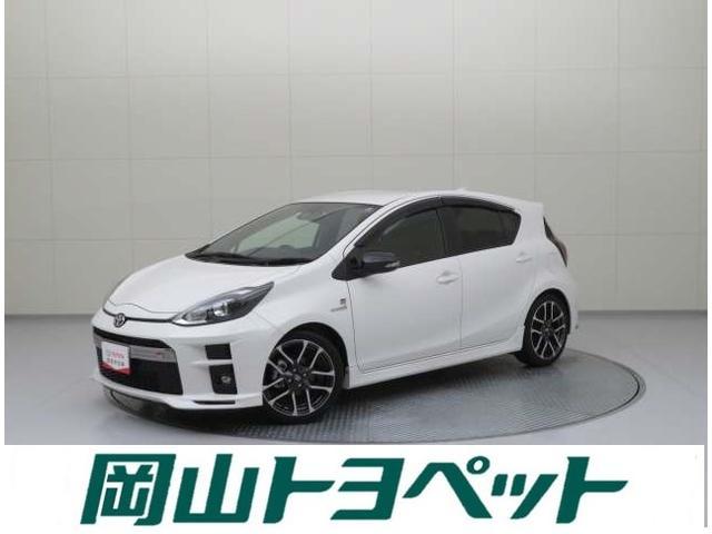 トヨタ アクア GRスポーツ・17インチパッケージ走行距離無制限・1年保証