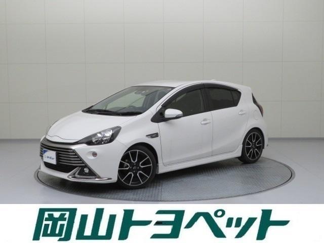 トヨタ G G's ナビゲーション ETC シートヒーター