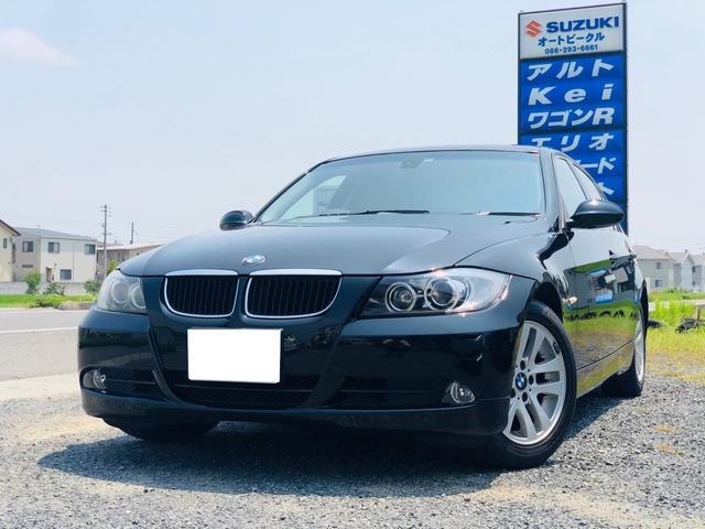 BMW 320i HDDナビ 地デジTV AT 禁煙車 ワンオーナー