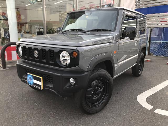「スズキ」「ジムニー」「コンパクトカー」「岡山県」の中古車