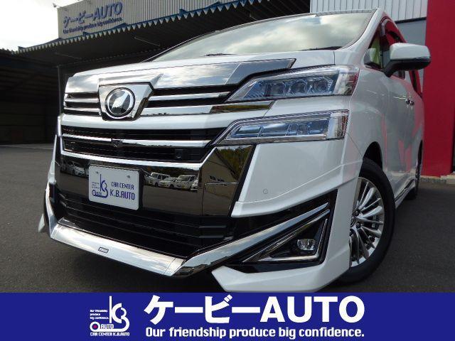 トヨタ 3.5VL ツインムーンルーフ 三眼ヘッド スペアT 改良型