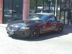 BMW Z43.0i 社外18インチアルミ