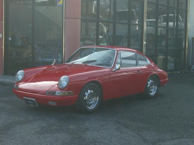 912 水平対向4気筒エンジン ディーラー車