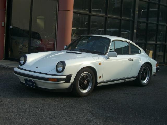ポルシェ 911SC フルオリジナル 純正カセット 純正アルミ